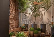 Above it All: Rooftop Escapes / Rooftop Escapes: sexy gardens, tranquil outdoor rooms, dramatic patios.