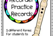Music - Recorder