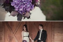 Bouquets / Dark & Bold / Beautiful bouquets in dark and bold colors. / by Laura Birney