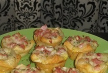 Appetizers and finger foods / by April Bridgewater- Harmon