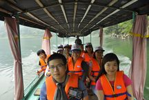 ActiveTravel Asia Team / In order to offer you the truly adventure experience, our team always try our best to customize and create interesting tours. With energetic and funny members, trust me, you will never be disappointed with our supports! Let's take a look into how lovely our team is!
