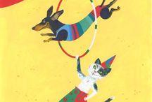 Dog Illustrations