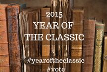 Classics I Want to Read / I've dubbed 2015 'The Year of the Classic', and these are the books I want to read.