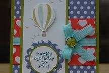 Balloon Card Idea / by Shelley Silva