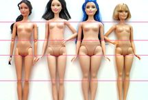Doll size