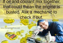 Auto Queen:  Basic Car Knowledge for Every Woman / Automobile basics