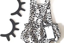 Leopard and panther theme for baby and toddler