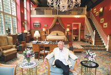 Michael Winner's Home