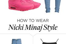 Dress Like Nicki Minaj
