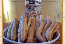 Ricette senza glutine salate / Glutine free recipes (main courses, bread, salad dishes, ... )