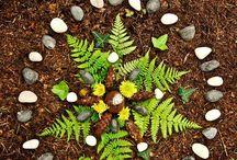 Projekty v přírodě, venku