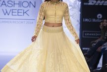 Anita Dongre Lakme Fashion Week Summer/Resort 2014 collection