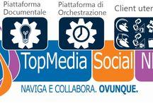 La Gestione Documentale secondo Top Consult / TopMedia Social NED, applica i concetti e le modalità operative dei social network e delle social collaboration alla gestione elettronica dei documenti. La Gestione Documentale non è più la stessa!!