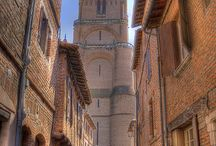 Albi / A magnificent town in South West France in department Tarn. I strongly recommend a visit.