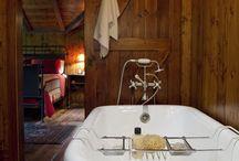 Bathrooms - Rustic
