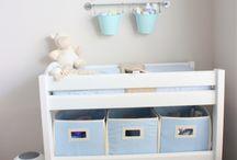 nursery ideas for Joy