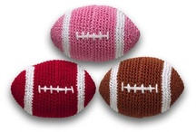 Crochet - Sports-Themed