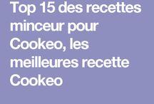 Top recettes minceur cookeo
