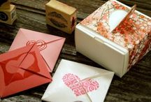Holiday:  Valentines / Decorate and create