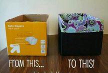 Crafts: Cardboard