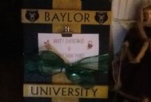 Baylor Bear Alumnus / For the love of all things Baylor! Sic'em Bears!!! / by Stefanie Deleon
