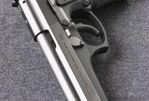 Guns and Ammo / Hand Guns / by Rob Grohman