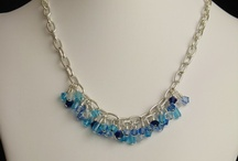 Necklaces / by Cathy Hill