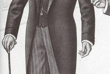 Burgund suit for men