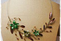 Jewellery - Schmuck / DIY, handmade, Jewellery, Schmuck