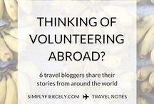 Student Volunteer Abroad