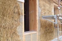 Strawbale buildings