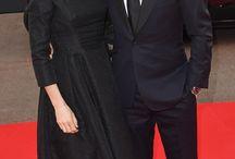 Benedict Cumberbatch & Sophie Hunter