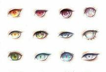 Eyes manga