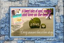 """""""Summer Hearts"""" Compilation / 2 sweet novellas for a sizzle summer read"""