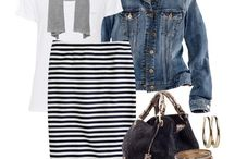 Spring 2016 clothing inspiration