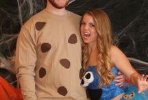 couples costumes / Halloween