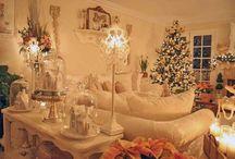 Natale Shabby Chic