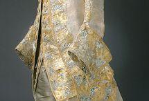 Мужской костюм 18 век
