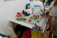 Τελικός 1ος Πανελληνίου Διαγωνισμού Εκπαιδευτικής Ρομποτικής για παιδιά Δημοτικού