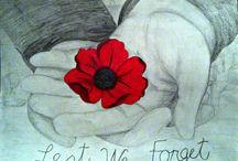 Rememberance day art