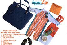 SwimZip Rompers - 1 piece sunsuits!!