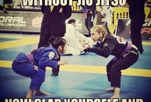 The light side of BJJ -- Funnies