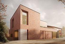 Facade idea for public building