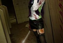 Cosplay Saeko Busujima / Cosplay Saeko Busujima de (Highschool Of The Dead)