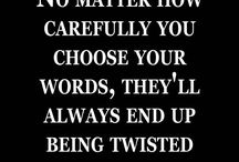 Kloke ord