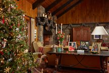 Home for the holidays / Holiday decorating. / by Talla Skogmo Interior Design