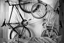 Bicycle at Home