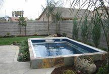 swimming pool / swimming pools