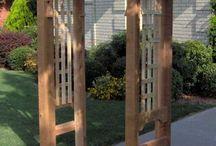 pergolas & gates