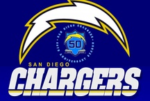 San Diego Chargers / America's finest team / by Set in Stone Restoration